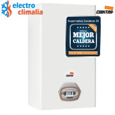 COINTRA SUPERLATIVE PLUS CONDENS 34C Caldera de gas Condensación
