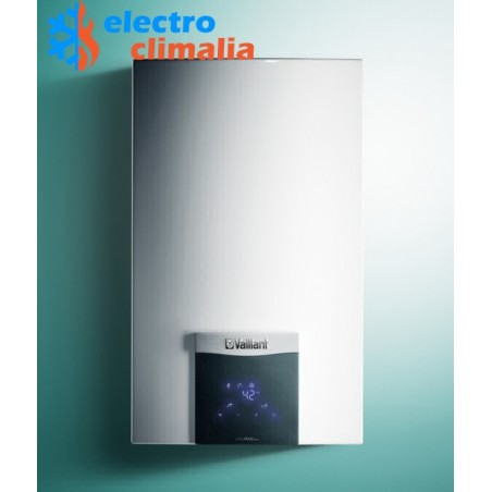 VAILLANT TURBOMAG PLUS 126/1-5 Calentador a gas ESTANCO Bajo NOx