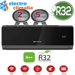 EAS ELECTRIC Black Art 25 Aire acondicionado
