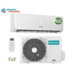 Aire acondicionado HISENSE serie comfort DJ35VE0BK