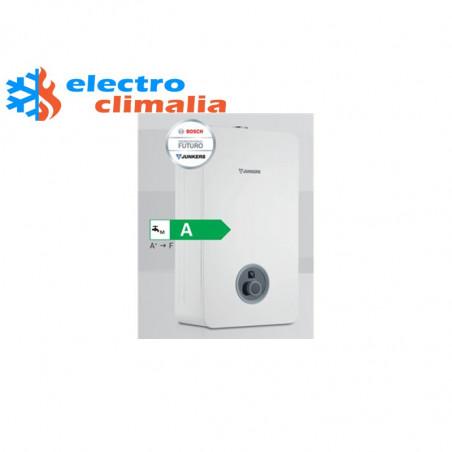 JUNKERS HydroNEXT 2400 S WD 11 -3 AME Calentador a gas ESTANCO Bajo NOx