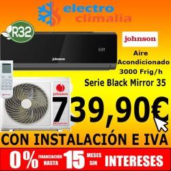 JOHNSON serie Black Mirror...