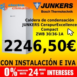 JUNKERS CERAPUR Excellence...